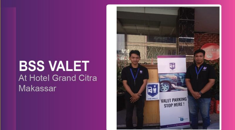 Parkir Di Hawker Resto Dan Hotel Grand Citra Makassar Semakin
