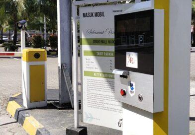 Dispenser Tiket manless BSS